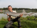 2016.09.24 Jesiotr 121 cm / 9 kg